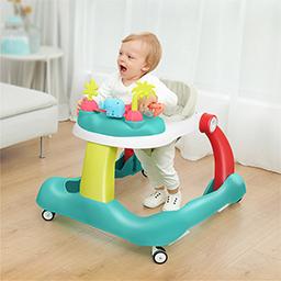 宝宝使用学步车要注意什么?
