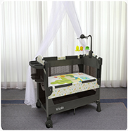 买婴儿床要注意哪些问题?