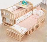 婴儿床有什么用?