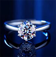 女士订婚戒指戴哪个手指?来看看大家都是怎样戴戒指的。