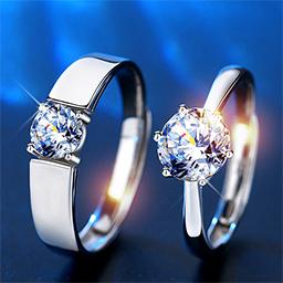 男士订婚戒指戴哪个手指?