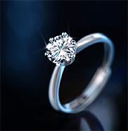 钻石戒指如何清洗?这些清洗方法你知道吗。